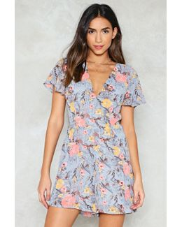 Sun Is Shining Floral Romper Sun Is Shining Floral Romper