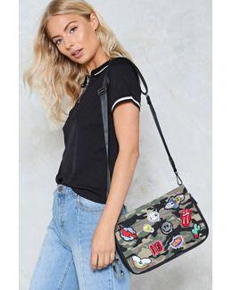 Close Ranks Cross-body Bag