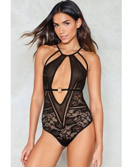 Opening Night Lace Bodysuit Opening Night Lace Bodysuit