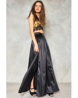 Great Lengths Maxi Skirt Great Lengths Maxi Skirt