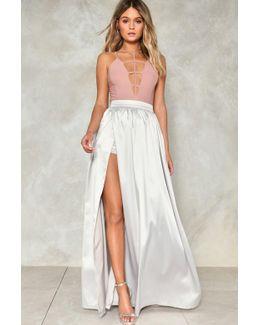 Great Lengths Maxi Skirt
