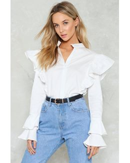 Keep 'em Ruffled Shirt Keep 'em Ruffled Shirt