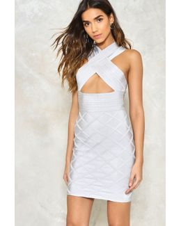 Crossroads Bandage Dress Crossroads Bandage Dress