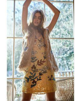Moira Reversible Faux Fur Vest Moira Reversible Faux Fur Vest