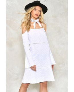 Daisy Cold Shoulder Dress Daisy Cold Shoulder Dress