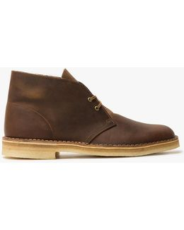 Desert Boot In Beeswax