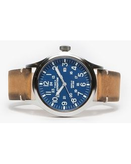 Expedition Scout In Blue