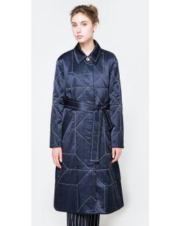 Star Quilt Coat