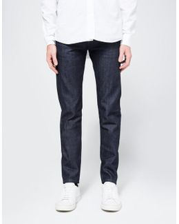 Super Skinny Guy Indigo Selvedge