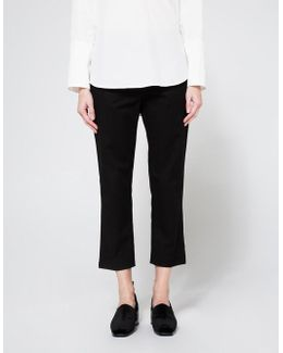 Lobby Trouser In Black