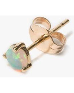 Large Opal Stud