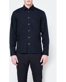 York Pop Shirt In Navy