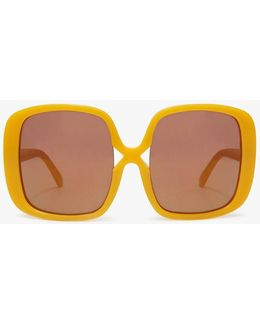 Marques In Marigold/brown