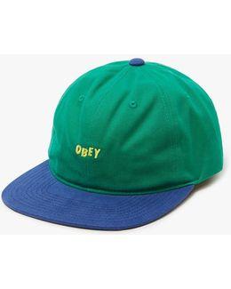 90s Jumble 6 Panel Hat