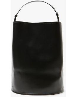 Large Bucket Bag In Black