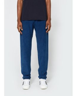 Rw Indigo Terry Sweatpants