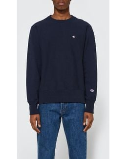 Rw Terry Crew Sweatshirt