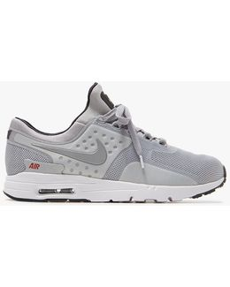 Air Max Zero In Metallic Silver