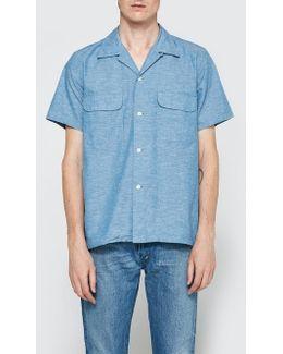 Hemp Short Sleeve Shirt