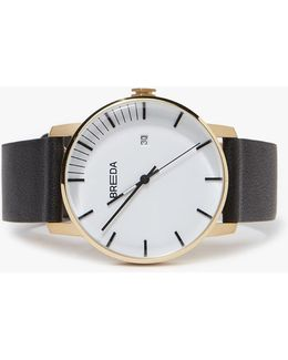 Phase Watch - Gold/black