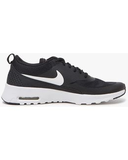Air Max Thea Shoe In Black/summit White
