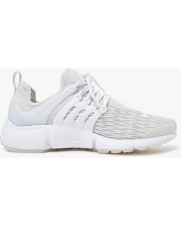 Air Presto Premium In Light Bone/white