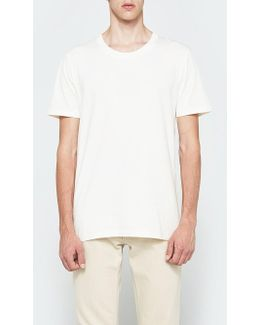 Garment Dyed Tee 3 Pack In White
