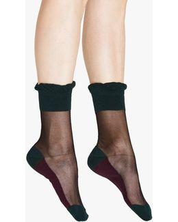 Sock In Black