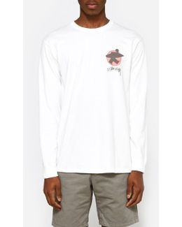 Surfman Pigment Dyed Long Sleeve Tee