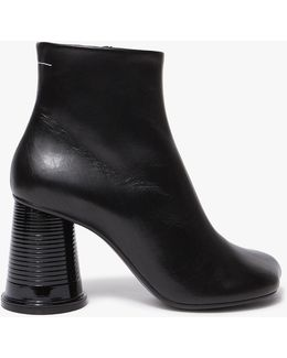 Nappa Leather Boot
