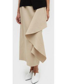 Maude Frill Panel Skirt
