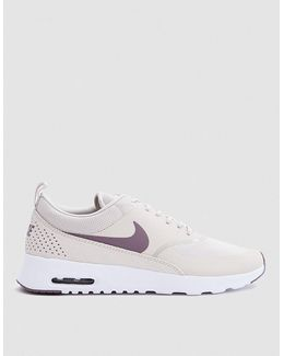 Air Max Thea In Light Orewood Brown/taupe Grey
