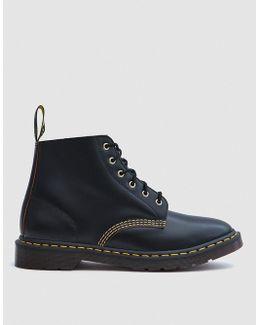 101 Arc 6-eye Boot In Black
