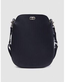 Large Boulder Bag In Black