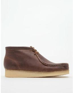 Wallabee Boot In Beeswax
