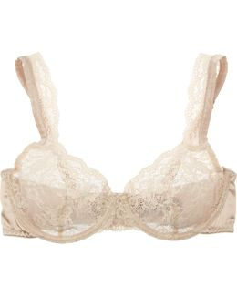 Clara Whispering Stretch-lace Underwired Bra