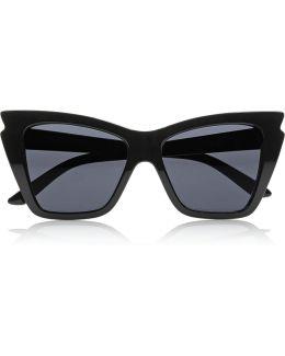 Rapture Cat-eye Acetate Sunglasses
