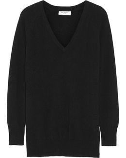 Asher Oversized Cashmere Sweater