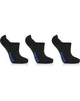 Cool Kick Set Of Three Knitted Socks