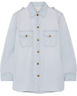 The Perfect Chambray Shirt