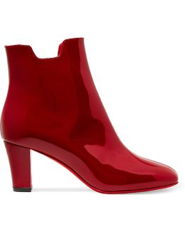 Tiagada 70 Patent-leather Ankle Boots