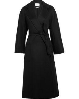 Labro Oversized Cashmere Coat