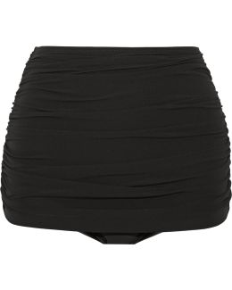 Bill Ruched Bikini Briefs