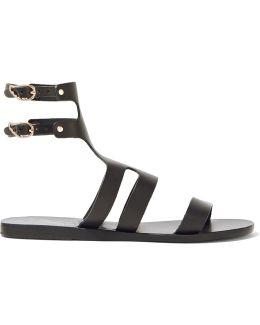 Agapi Leather Sandals