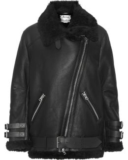 Women's Oversized Velocite Moto Jacket