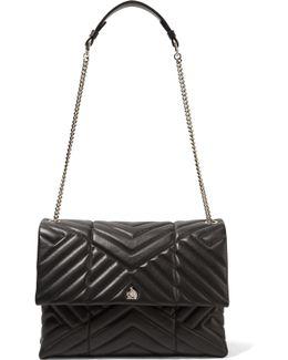 Sugar Medium Quilted Leather Shoulder Bag