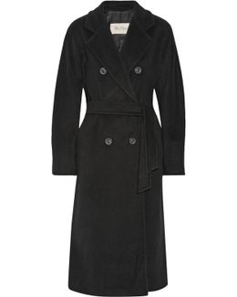 Madame 101801 Wool And Cashmere-blend Coat