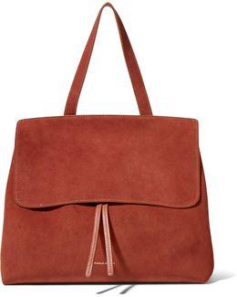 Lady Suede Shoulder Bag
