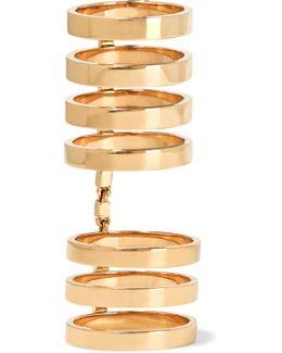 Berbère 18-karat Gold Ring