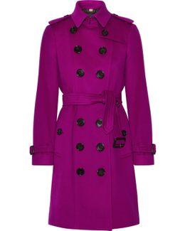 The Sandringham Cashmere Trench Coat